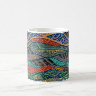 Intertwined ONE Morphing Mug