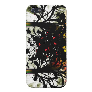 Intertwined Trees Case For iPhone 5