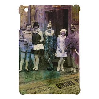 Interval at the Circus iPad Mini Cases