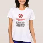 Intervención de la genealogía camisetas