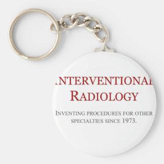 Interventional Radiology Keychain