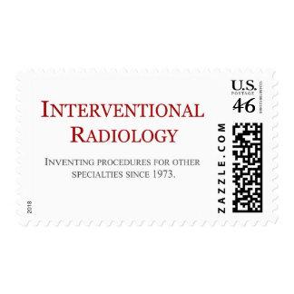 Interventional Radiology Postage