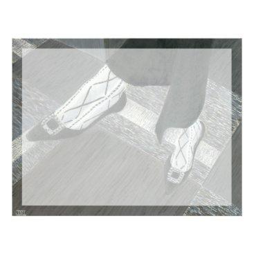 Professional Business Interview Shoes Letterhead