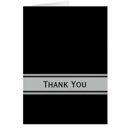 Interview Thank You Card