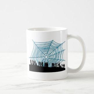 Interweb of Deceit Coffee Mugs