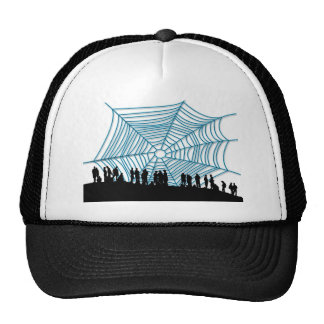 Interweb of Deceit Trucker Hat