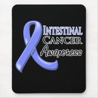 Intestinal  Cancer Awareness Ribbon Mouse Pad