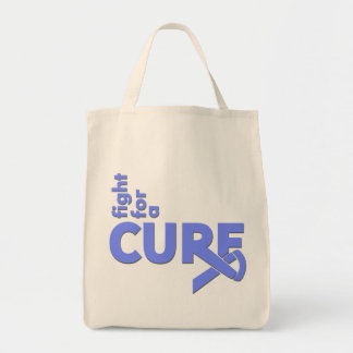 Intestinal Cancer Fight For A Cure Tote Bag