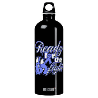 Intestinal Cancer Gloves Ready For The Fight SIGG Traveler 1.0L Water Bottle