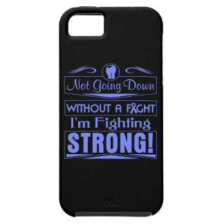 Intestinal Cancer I Am Fighting Strong iPhone 5 Covers