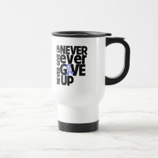Intestinal Cancer Never Ever Give Up Mug