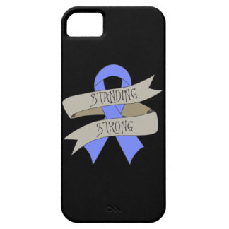 Intestinal Cancer Standing Strong iPhone 5 Case