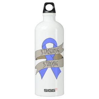 Intestinal Cancer Standing Strong SIGG Traveler 1.0L Water Bottle
