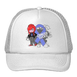 Intestinal Cancer Sucks Trucker Hat