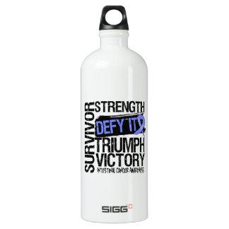 Intestinal Cancer Survivor Defy It SIGG Traveler 1.0L Water Bottle