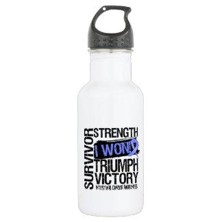 Intestinal Cancer Survivor I Won 18oz Water Bottle