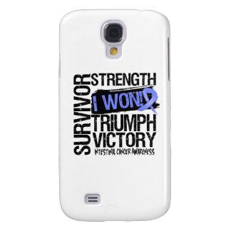 Intestinal Cancer Survivor I Won Samsung Galaxy S4 Case