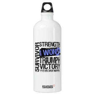 Intestinal Cancer Survivor I Won SIGG Traveler 1.0L Water Bottle
