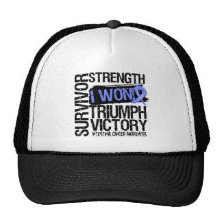 Intestinal Cancer Survivor I Won Trucker Hat