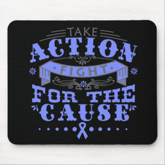 Intestinal Cancer Take Action Fight For The Cause Mouse Pad