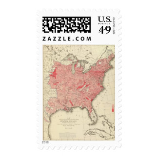 Intestinal Diseases Deaths in the US Stamp