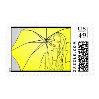 InTheRain Postage