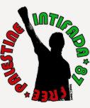 Intifada libre de Palestina Camisetas