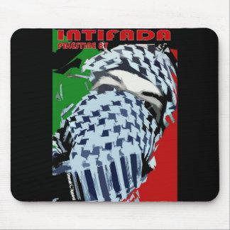 Intifada Palestina 87 Alfombrillas De Ratón