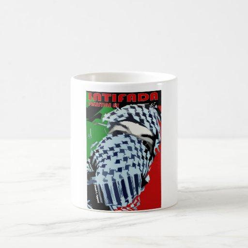 Intifada Palestina 87 Taza Clásica