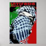 Intifada Palestine Poster