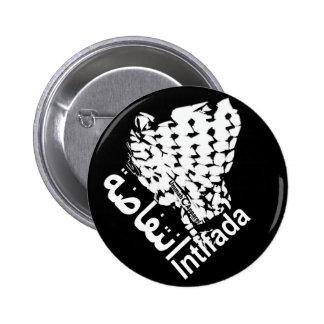 Intifada Pin Redondo 5 Cm