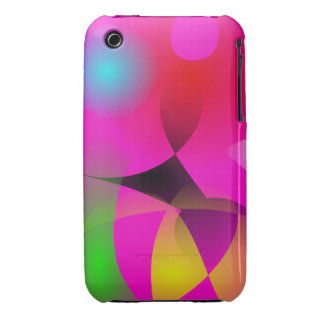 Intimacy Pink iPhone 3 Case-Mate Cases