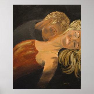 """Intimacy"" print"