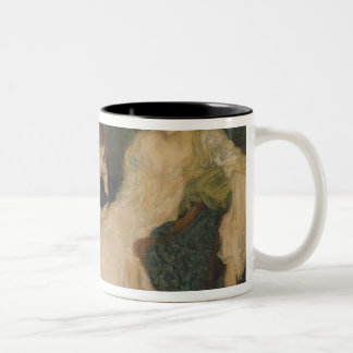 Intimacy Two-Tone Coffee Mug