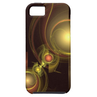 Intimate Connection Abstract Art iPhone 5 iPhone SE/5/5s Case