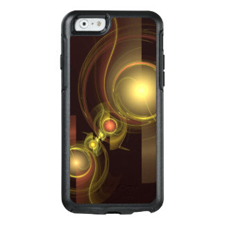 Intimate Connection Abstract Art OtterBox iPhone 6/6s Case
