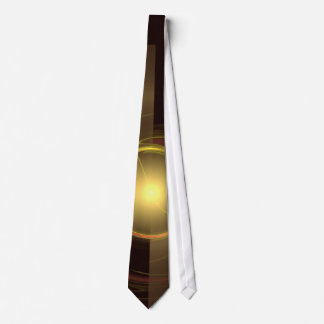 Intimate Connection Abstract Art Tie