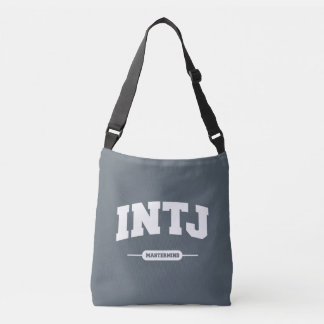 INTJ - Mastermind - University Style Crossbody Bag