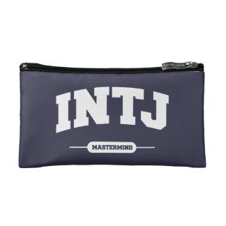 INTJ - Mastermind - University Style Makeup Bag