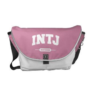 INTJ - Mastermind - University Style Messenger Bag