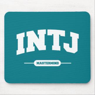 INTJ - Mastermind - University Style Mouse Pad