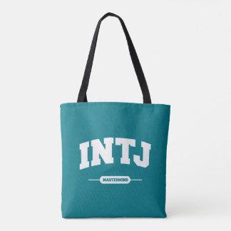 INTJ - Mastermind - University Style Tote Bag