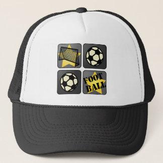 Intl Football Trucker Hat