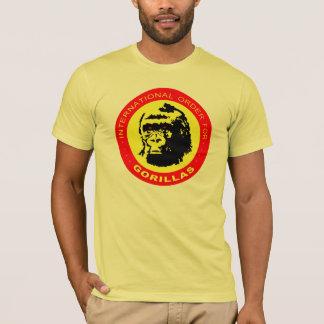 Int'l order for gorillas T-Shirt