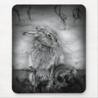 INTO DUST MOUSE PAD