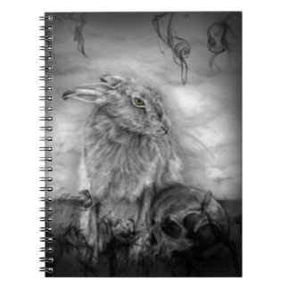 INTO DUST SPIRAL NOTE BOOK