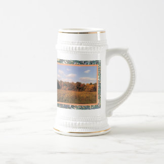 Into Fall 18 Oz Beer Stein