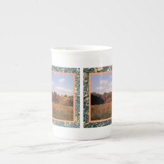 Into Fall Tea Cup