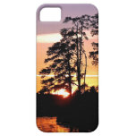 Into Shadow Gorgeous Sunset iPhone 5 Covers