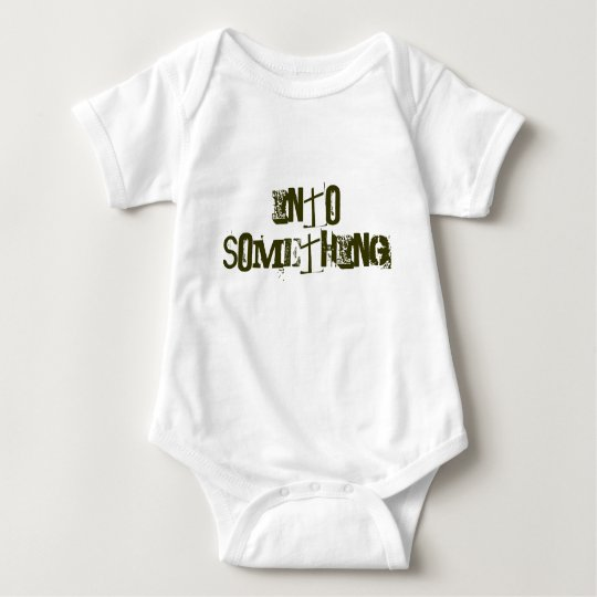 Into Something Baby Bodysuit